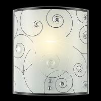 3745/1 / настенный светильник хром