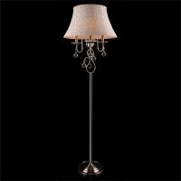 3294/3F / напольный светильник античная бронза Strotskis