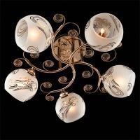 30031/5 / потолочный светильник золото