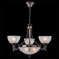 60006/6 / подвесной светильник античная бронза