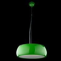 50007/3 / подвесной светильник зеленый
