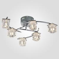 80105/6 / потолочный светильник хром