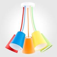 2107 / потолочный светильник Wire Colour