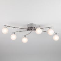 70065/6 / потолочный светильник хром