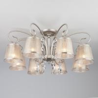 60065/8 / потолочный светильник серебро