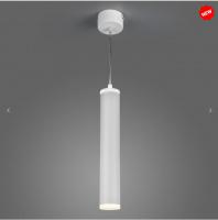 Подвесной светодиодный светильник Артикул: DLR035 12W 4200K белый матовый