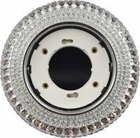 Светильник GX53 (с белой подсветкой 5 Вт) LX1812C