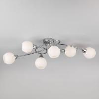 30133/6 / потолочный светильник хром