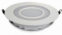Светодиодная панель 3R2R 8+4 Вт 3000К с белой подсветкой