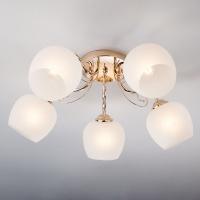 Потолочный светильник Артикул: 30138/5 золото