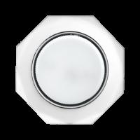Светильник GLAMUR GX53002 матовый (с подсветкой 5 Вт)
