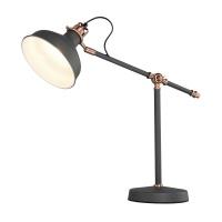 Настольная лампа Техно 5-4665-1-BK+RC E27