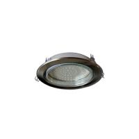 Светильник GX70 H5  (черный хром)