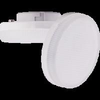 Лампа GX 53 светодиодная 6 Вт 3000К матовая