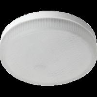 Лампа GX 53 светодиодная 8 Вт 3000К матовая