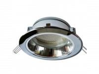 Светильник GX 70 с отражателем хром