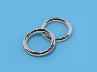 Кольцо металлическое (Хром)