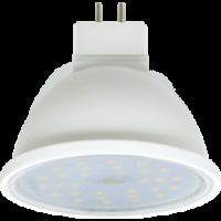Лампа GU5.3 светодиодная 7 Вт 3000K прозрачная
