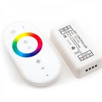 LED RGB радио сенсорный пульт 18А