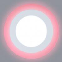 Светодиодный светильник LPL 6+3 красный, 4000К