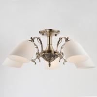 22010/5 / потолочный светильник античная бронза