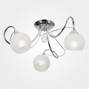 30102/3 / потолочный светильник хром