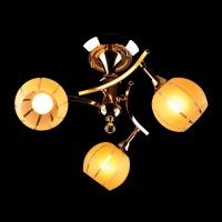 3353/3 / потолочный светильник золото/желтый