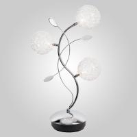 4800/3 / настольный светильник хром  наст. лампа