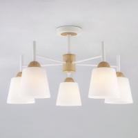 70085/5 / потолочный светильник белый