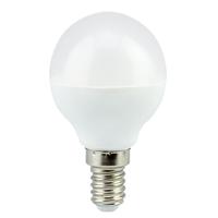 """Лампа Е14 """"Шар"""" 7 Вт (матовая) 2700К"""