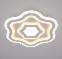 Светодиодный потолочный светильник с пультом управления  90151/5 белый