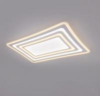 Светодиодный потолочный светильник с пультом управления Артикул: 90155/4 белый