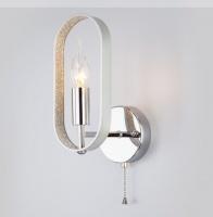 Настенный светильник  60077/1 хром