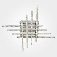 90041/8 / потолочный светильник хром
