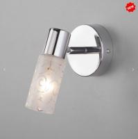 Настенный светильник с поворотным плафоном 20118/1 хром